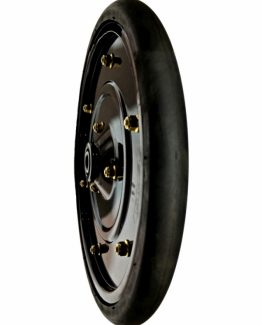 "1×12 Smooth Crown Steel Wheel 40mm Met<img src=""/letnie.png""/>"