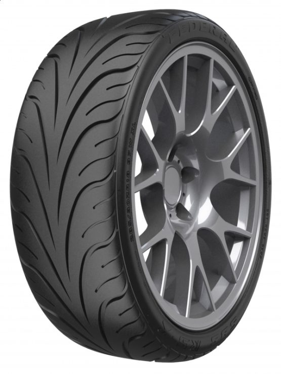 FEDERAL 265/35ZR18 595RS-R 93W F/E/72 95FM8DFE