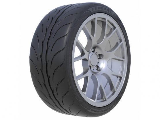 Opony FEDERAL 245/40ZR19 595RS-PRO 98Y XL TL #E B3DL9BFE