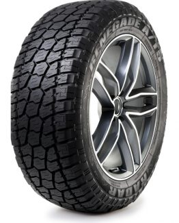 RADAR LT285/60R20 RENEGADE AT-5 125/122S TL OWL #E M+S 3PMSF RZD0306