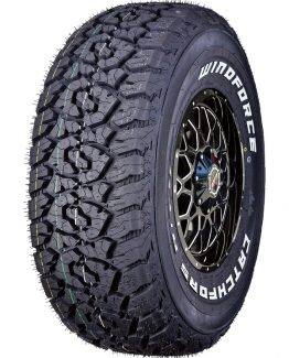 WINDFORCE LT265/70R16 CATCHFORS AT II 121/118S RWL TL WI1073H1